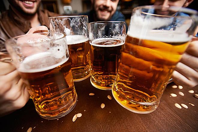 Uống rượu bia như thế nào để không say xỉn?